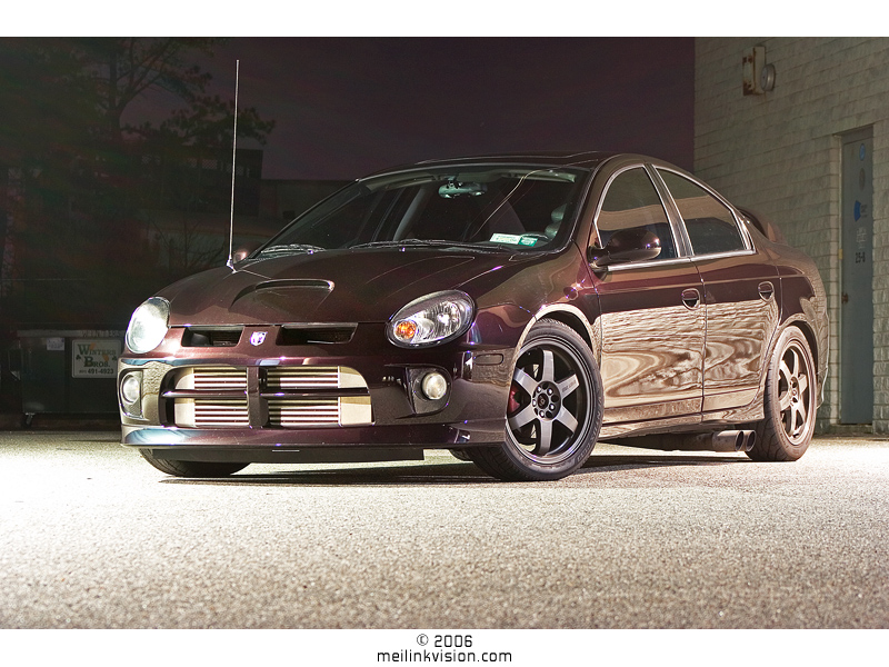 srt 4 black. Sick SRT4 - Black Cherry.