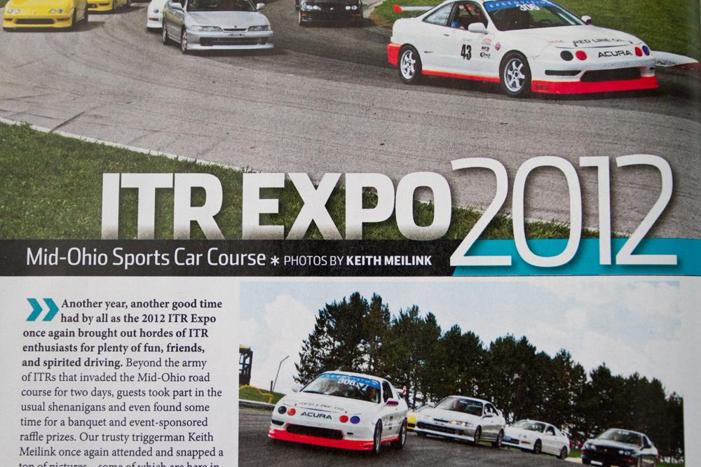 ITR Expo 12